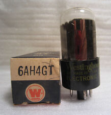 Westinghouse 6AH4GT Reliatron Vintage Electronic Vacuum Television Tube NOS