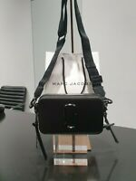 Marc Jacobs Snapshot DTM Small Camera Bag Crossbody Black - Authentic