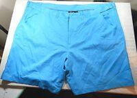 FILA Sport Golf Shorts Men's Blue Size 56