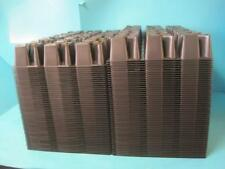 CASE OF 100 NEW SEED STARTING INSERT TRAYS CONTAINER TRIANGLE 54 CELL GREENHOUSE