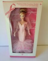 2006 Pink Label PINK RIBBON Mattel Barbie Doll # J0932
