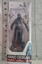 Assassin's Creed Arno Dorian Eagle Vision Action Figure Series 4 McFarlane Toys