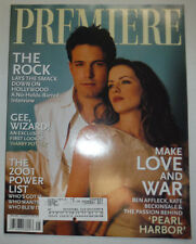 Premiere Magazine Ben Affleck & Kate Beckinsale May 2001 031015R