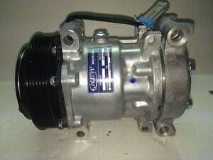 NEW AC COMPRESSOR CHEVROLET PICKUP SILVERADO 1998 1997 1996