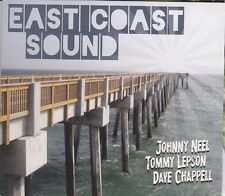 CD JOHNNY NEEL - East Coast Sound (2016) Allman Brothers / Southern Rock