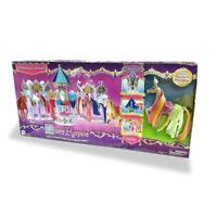 Pony Royale Dressing Carrusel 2FT Parque Infantil & Edición Limitada Arcoiris