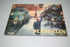 Märklin Katalog 1952 Spur H0