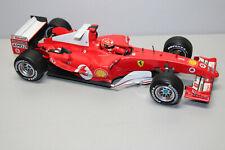 Hotwheels Ferrari F2004 Formel 1 1:18 #M282