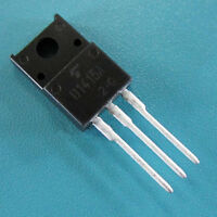 10 PCS 2SD1415A D1415A Toshiba Silicon NPN Transistor TO-220F NEW
