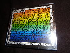 NEW SEALED 3 CD KINGS OF THE UNDERGROUND 2 002 Carl Cox ITO & Star Yousef 2009