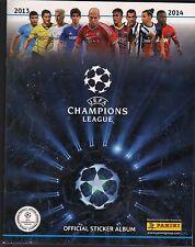 Chile Version Panini 2013-14 album UEFA Champions League