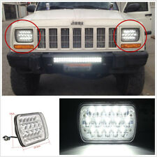 "Waterproof 45W 7""X6'' HID LED Car Truck H4 Crystal Clear High/Low Beam Headlight"