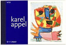 Nederland PR13 Prestigeboekje Karel Appel 2006 PF