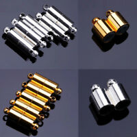 5X Silver Gold Plated Magnetic Clasp Connector For Necklace Jewellery Findings