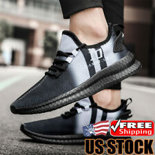 New listing Fashion Men's Outdoor Sports Running Tennis Shoes Casual Walking Sneakers Gym