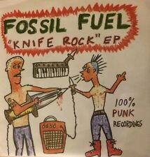 Fossil Fuel Knife Rock EP