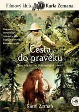 Journey to the Beginning of Time Czech Karel Zeman English DVD Cesta do Praveku