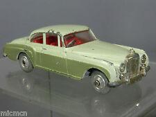 "VINTAGE CORGI TOYS MODELLO No.224 Bentley ""CONTINENTAL"" Sports Saloon"