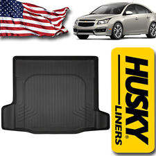 Husky Liners WeatherBeater Trunk Mat for 2011-2016 Chevrolet Cruze Custom Black