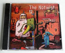 The Notwist - 12 Zero Hour Records + Bonus Tracks (CD, 1997, Zero Hour Records)