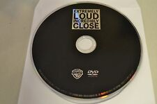 Extremely Loud  Incredibly Close (DVD, 2012)Widescreen Disc Only Free Shipping