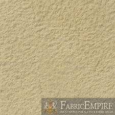 """TAN Synergy Suede Headliner Upholstery Fabric 1/8 Foam Backed 60""""W Sold BTY"""