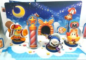 Assorted Amiibo Roy & Pixel Mario Smash Bros Japan Import Wii Action Figure
