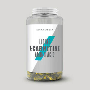 Myprotein Liquid L-Carnitine 270 Capsules - FAT BURNER, WEIGHT LOSS UNFLAVOURED