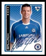 Merlin Premier League 07 Ballack Chelsea No. 145