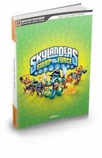 Skylanders SWAP Force Signature Series Strategy Guide Book Xbox 360 PS3 Wii U
