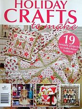Holiday Crafts To Make - 20% Bulk Magazine Discount