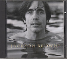 CD ALBUM JACKSON BROWNE / I'M ALIVE