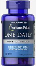 Puritan's Pride One Daily Men's Multivitamin - 100 Caplets