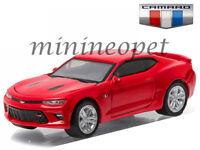 GREENLIGHT 29861 2016 16 CHEVROLET CAMARO SS 1/64 DIECAST MODEL CAR ALL RED