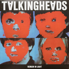 TALKING HEADS Remain In Light 180gm Vinyl LP Remastered NEW & SEALED