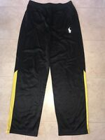 POLO RALPH LAUREN ~ Womens Polyester Workout Gym Fitness Athletic Pants ~ XL