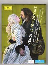 (IQ983) Verdi, Il Trovatore - 2014 DVD