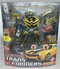 RARE Costco Excl. TRANSFORMERS MOVIE Bumblebee Battle Ops Metallic -MASTERPIECE