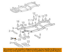 TOYOTA OEM 84-95 Pickup Frame-Tow Hook 5196435050
