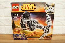 Lego 75082 Star Wars TIE Advanced Prototype Brand New Boxed Sealed Set