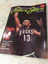 Beckett Basketball Magazine Monthly Price Guide November 1994 Glenn Robinson