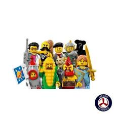 Dwarf Multi-Coloured LEGO Minifigures