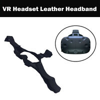 1PC Replacement Breathable Leather Headband Belt For HTC VIVE VR Headset Strap