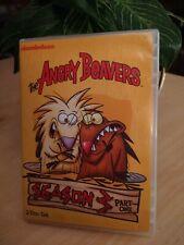 Angry Beavers: Season 3, Part One Dvd (2-Disc Set)
