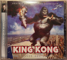 KING KONG (1976) - Soundtrack CD - John Barry - FSM - NUEVO