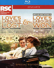 Shakespeare: Love's Labour's Lost & Love's Labour's Won [Special Box Set] [Blu-r