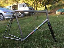 Dean Titanium Road Frameset Frame 65cm 64cm