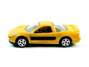 MOTORMAX / Honda Acura NSX (Yellow) - No packaging.