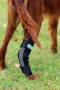 Dog Hock Brace 165° angle / Canine Hock Joint Wrap / Dog Rear Hock Joint Brace
