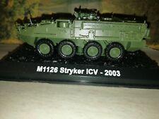 Dragon M1126 Stryker ICV 2003 on base
